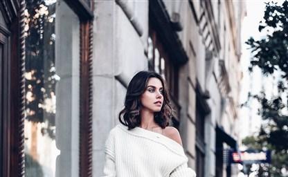 Стильное платье комбинация с чем носить