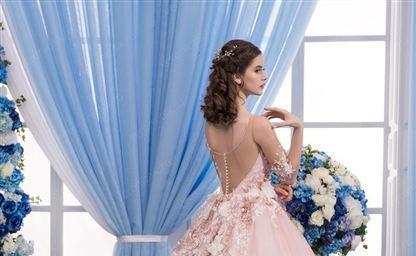 Свадебные розовые платья деликатные вопросы выбора