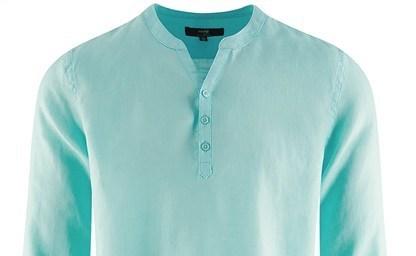 Бирюзовая рубашка с чем носить и как сочетать лукастик