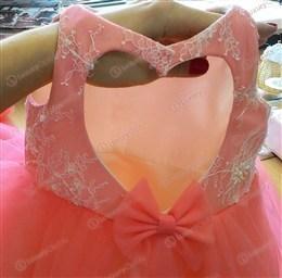 Как сделать цветок из ткани на платье своими руками
