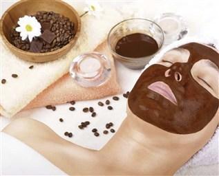 Маска для лица кофе и сода