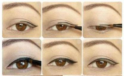 Формы глаз фото и описание как определить подобрать стрелки