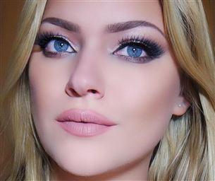 Красивый вечерний макияж глаз фото уроки