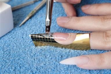 Как сделать нарощенные ногти самостоятельно Пошаговый урок