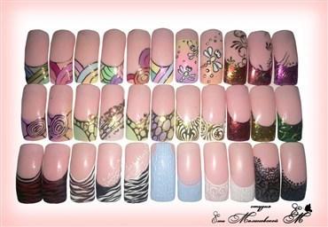 Отзывы О Гель краска Для Дизайна Искусственных Ногтей E mi