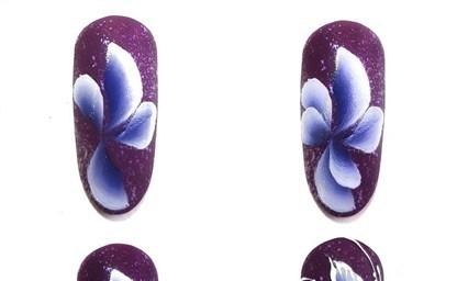 Китайская роспись на ногтях пошаговое описание технологии
