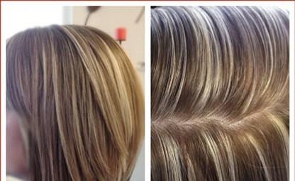 Мелирование и тонирование волос в чем разница