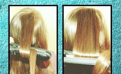 Турмалиновый выпрямитель для волос с ионизацией