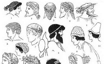 История причесок от древности и до наших дней
