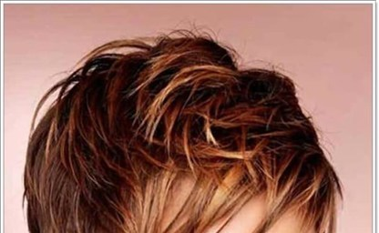 Модное окрашивание коротких волос в 2021 году 57 фото