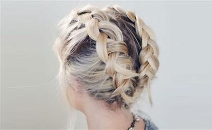 Косички на короткие волосы варианты плетения с фото и видео