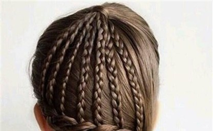 Прически с косами для девочек с пошаговым объяснением