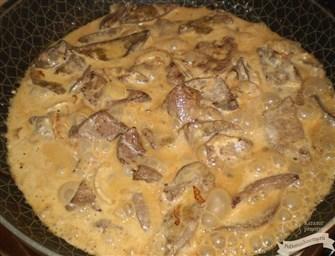 Печень говяжья рецепты с фото на 453 рецепта