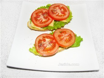 Рецепт салат листья салата огурец и яйцо калорийность