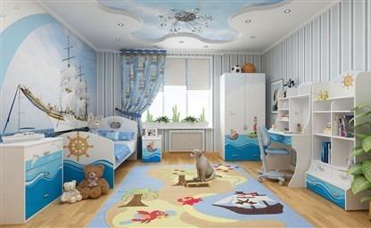 идеи для детских комнат stagram