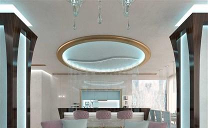 Кухня Совмещенная с Гостиной 107 Фото и Идеи Дизайна