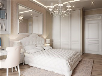Дизайн светлой спальни 150 фото лучших идей спальни