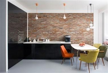 Современные обои для кухни 60 идей дизайна 2021 года