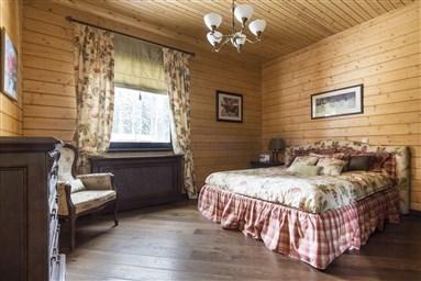 21 интерьер спальни в деревенском стиле фото и описания