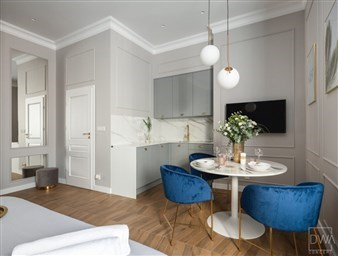 Дизайн угловой квартиры студии примеры оформления