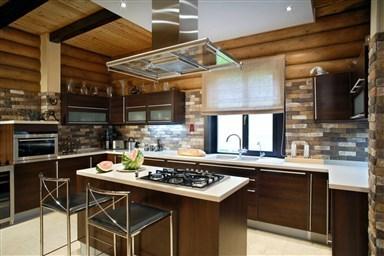 Дизайн кухни в частном доме 60 фото идей и 12 подсказок