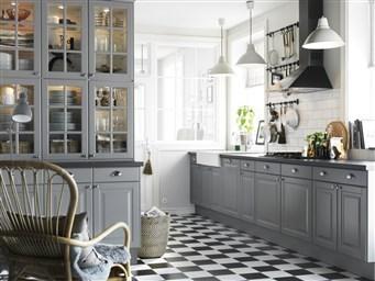 Кухонные Фасады Будбин Из Ikea 50 Стильных Примеров