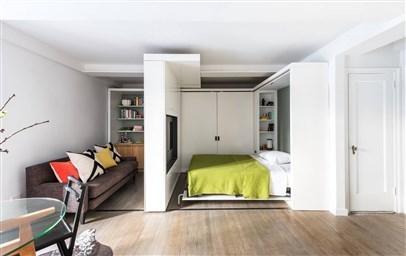 Планировка комнаты 18 кв м фото Дизайн мебель