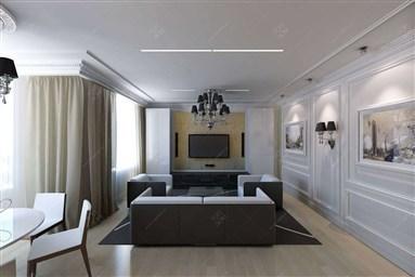 Дизайн потолка с эркером варианты оформления