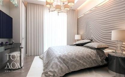 Стены в спальне 120 фото вариантов отделки и ярких решений