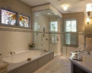 Ванная с окном 75 фото применения и рекомендации по выбору