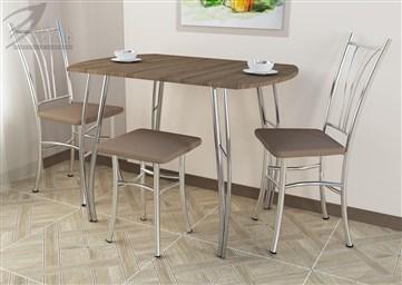 Столы и стулья для маленькой кухни недорогие кухонные