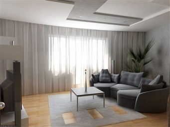 Тюль в гостиную 100 фото и современные идеи дизайна